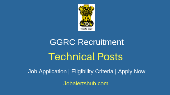 GGRC Limited Technical Job Notification