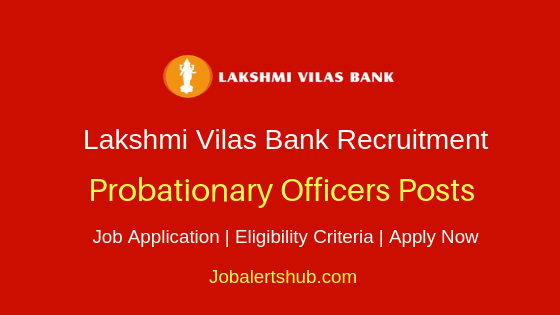LVBank Probationary Officers Job Notification