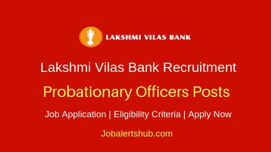 LVBank Probationary Officers Job Notification