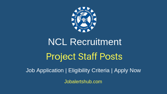 NCL Project Staff Job Notification