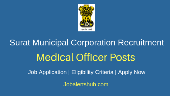 SMC Medical Officer Job Notification