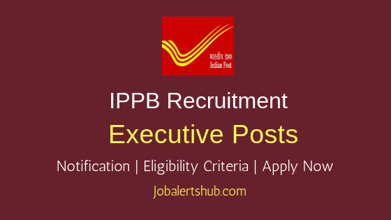 IPPB Executive Job Notification