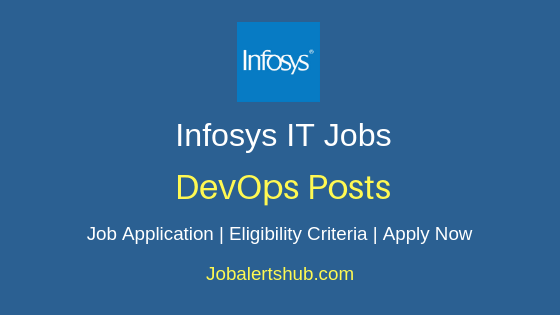 Infosys Limited DevOps Job Notification