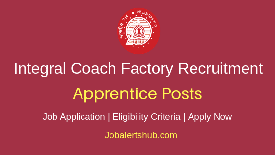 ICF Apprentice Job Notification