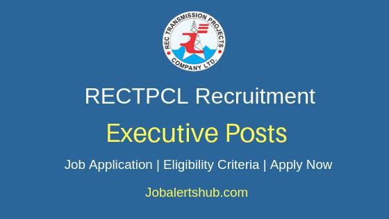 RECTPCL Executive Job Notification