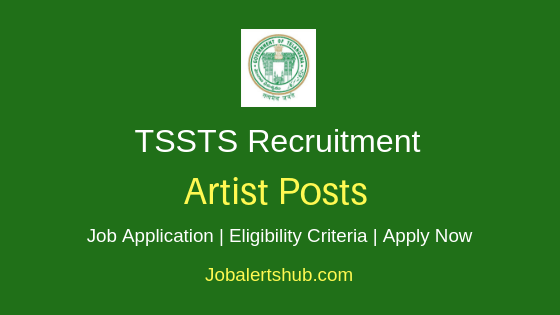 TSSTS Artist Job Notification