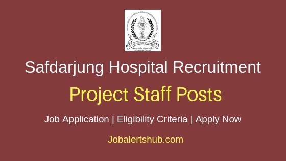 VMMC Project Staff Job Notification