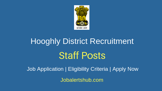 Hooghly District Staff Job Notification