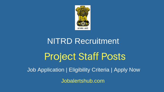 NITRD Project Staff Job Notification