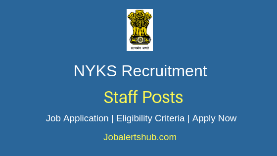 NYKS Staff Job Notification
