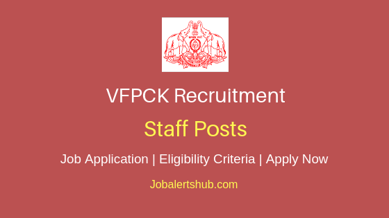 VFPCK Staff Job Notification