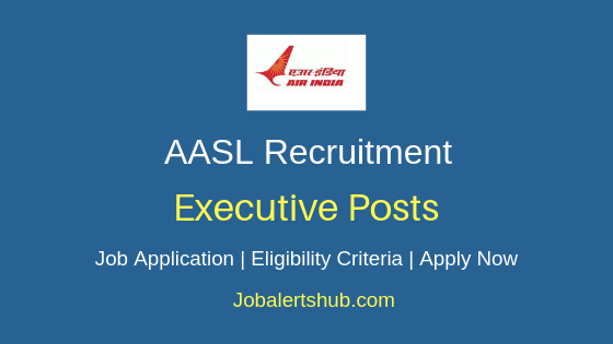 AASL Executive Job Notification