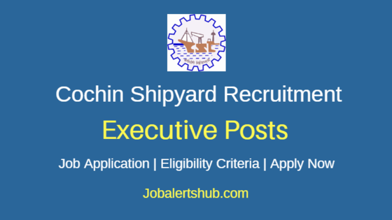 CSL Executive Job Notification