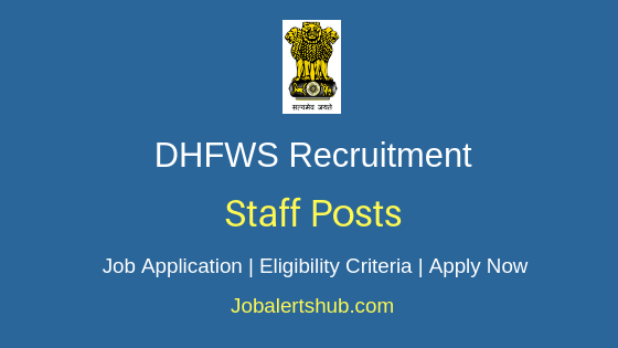 DHFWS Staff Job Notification
