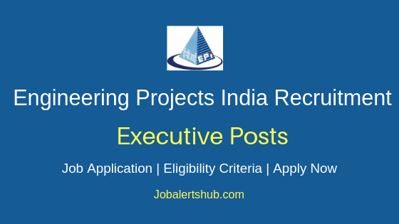 EPI Ltd Executive Job Notification