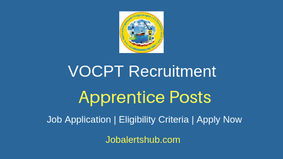 VOCPT Apprentice Job Notification