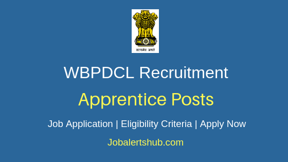 WBPDCL Apprentice Job Notification