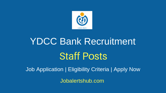 YDCC Bank Staff Job Notification
