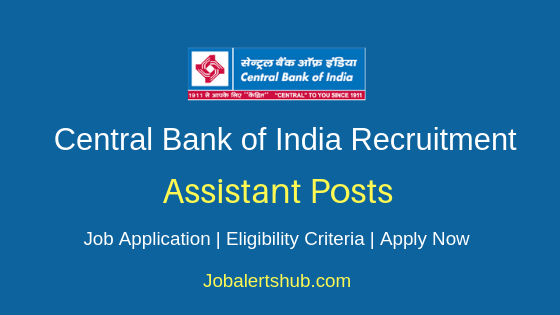 CBIL Assistant Job Notification