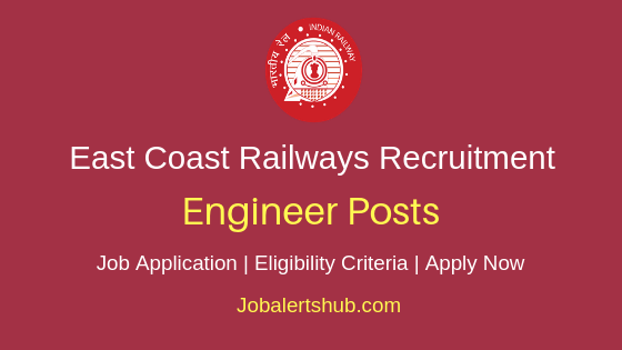 ECR Railways Engineer Job Notification