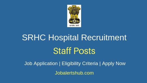 SRHC Hospital Staff Job Notification