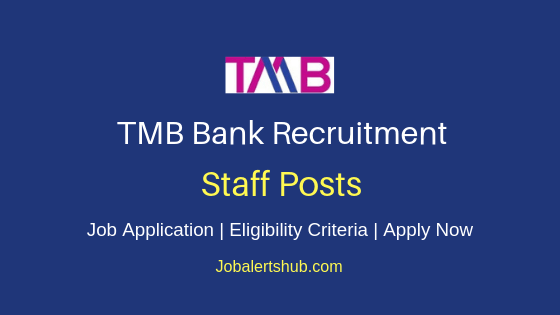 TMB Staff Job Notification