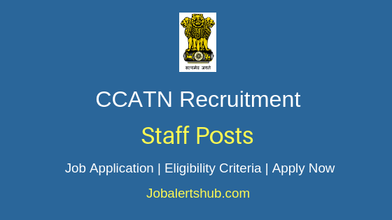 CCATN Staff Job Notification
