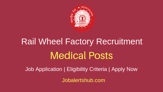 RWF Medical Staff Job Notification