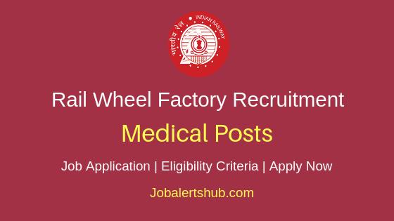 RWF Medical Staff Job Notification