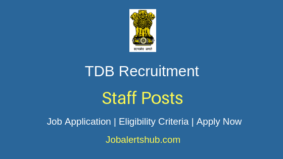 TDB Staff Job Notification-min