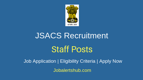 JSACS Staff Job Notification