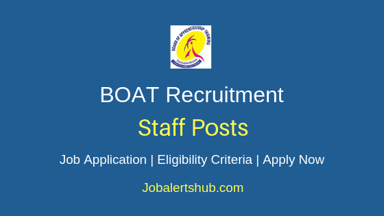 BOAT Staff Job Notification