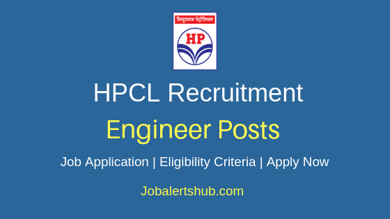HPCL Engineer Job Notification