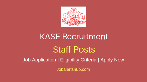 KASE Staff Job Notification