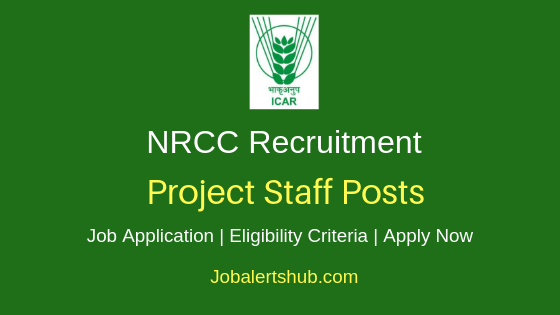 NRCC Project Staff Job Notification