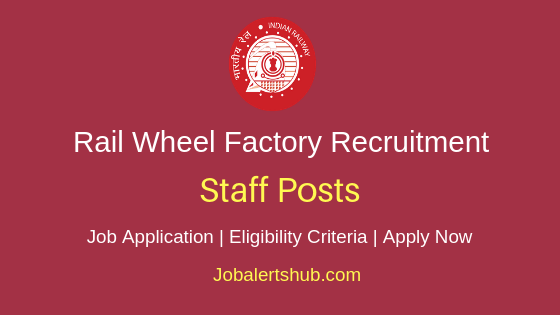 RWF Staff Job Notification