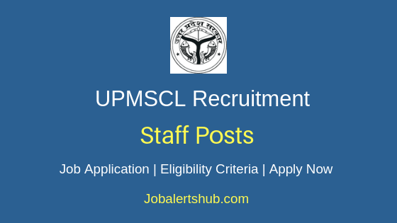 UPMSCL Staff Job Notification