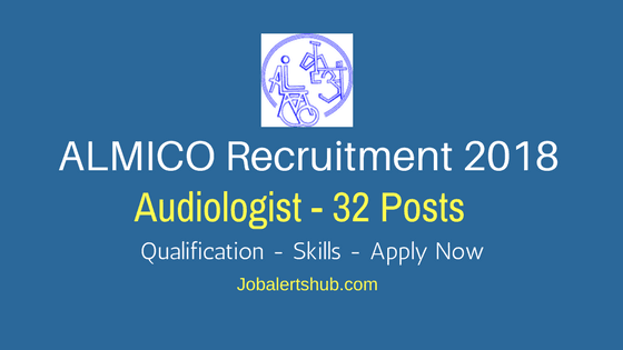 ALMICO-Kanpur-Recruitment-2018-Audiologist-Job-Notification