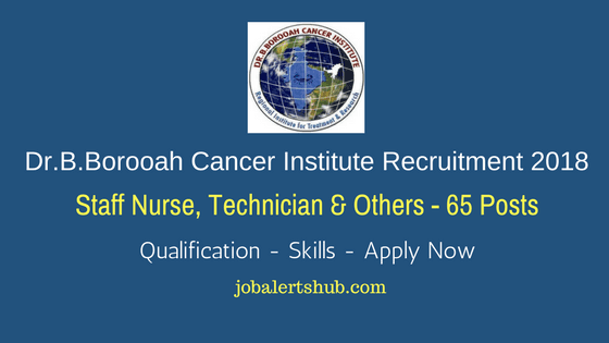 Dr.B.Borooah-Cancer-Institute-Recruitment-2018-Job-Notification