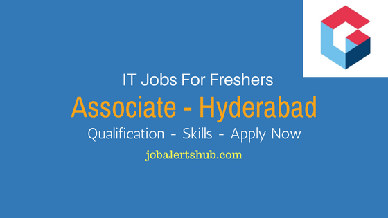 Genpact Recruitment 2017 Fresher Associate Hyderabad